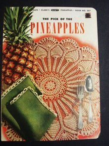 Pineapple Lace Patterns Book