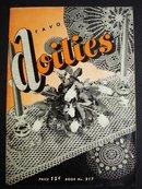 Favorite Doilies Crochet Lace Book
