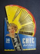 CHIC BOB PINS ORIGINAL SET
