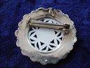 Antique Filigree Brooch/Pendant