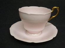 Beautiful Paragon Cup and Saucer Teacup Set