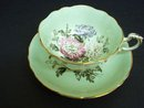 Fantastic Paragon Cup & Saucer Teacup Set Chrysanthemum