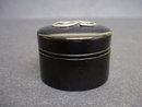 Ebony Snuff Box Monogram Made in France