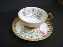 Fantastic Occupied Japan Teacup Set