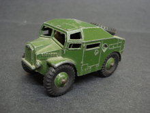 Dinky Toys 688 Field Artillery Tractor