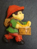 Drummer Boy Brooch by Hallmark Cards Inc