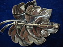 Sterling Brooch Denmark