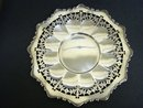 Fancy Sterling Dish - Platter