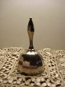 Sterling Silver Bell