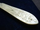 Antique Pen Knife - Sterling and Pearl