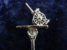Figural Souvenir Spoon