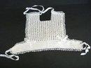Crochet Lace Bib