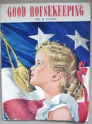 1943 Good Housekeeping Magazine