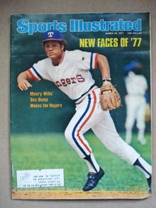 1977 Sports Illustrated Magazine