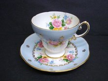 Foley Cup and Saucer Set