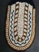 Ceremonial IroquoisBeaded Pendant