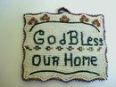 Iroquois Whimsey Wall Prayer Plaque