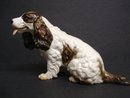 Rosenthal DOG Figurine Signed M H Fritz