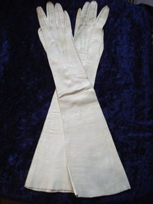 Antique Long Gloves