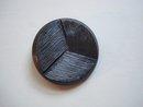 Bakelite Deco Button - Large