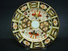 Imari Plate by Royal Crown Derby 2451