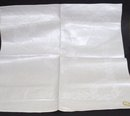 Napkins Set of Four Damask Irish Linen