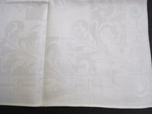 Beautiful Damask Napkins