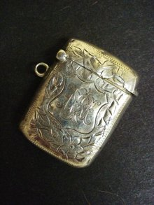 Vesta Match Case English Sterling
