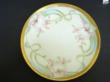 Hand Painted Plate - Florentia - Italy