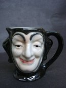 Antique Character Jug - JESTER