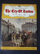 Book Pictorial History of London England
