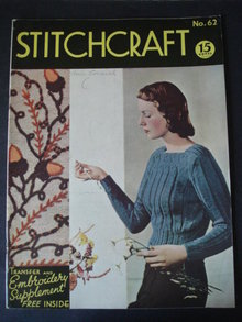 1937 Stitchcraft Magazine No 62