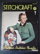 1930's Stitchcraft Magazine No 65