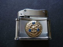 Jewelled Vintage Lighter by Fisher