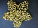 Beautiful  Brooch Large Snowflake Broach