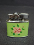 Penquin  Cigarette Lighter Enamel - Floral