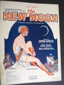 Sheet Music - The New Moon
