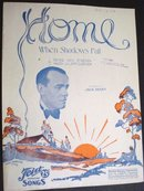 Sheet Music - HOME - ANTIQUE