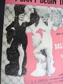 Sheet Music circa 1945