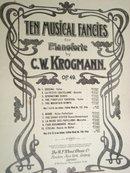 Ten Musical Fancies for Pianoforte