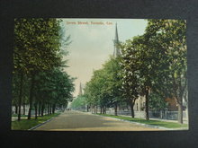 Lovely Vintage Postcard Toronto