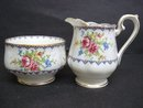 Royal Albert Cream and Sugar - Petit Point