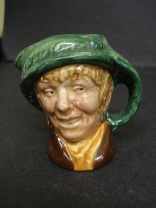 Small Size Character Jug by Royal Doulton