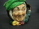 English Character Jug by Royal Doulton Fantastic Detail