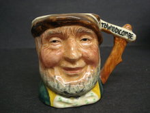 Small Character Jug - To Widdicombe