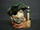 Superb Quality Character Jug by Royal Doulton SMUGGLER