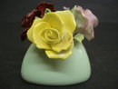 Fantastic Staffordshire China Flowers in a  Vase FLORAL