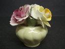 Pretty Royal Castle China Flowers Arrangement