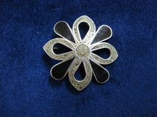 Sterling Brooch / Pendant