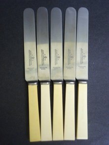 Canada Made Knifes Set of 4